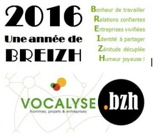 Lancement du site internet www.vocalyse.bzh