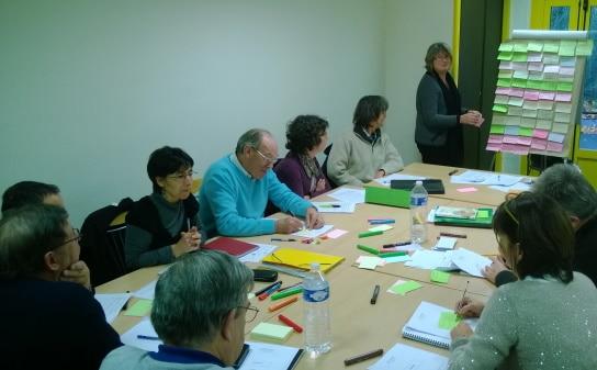 Des administrateurs qui construisent un projet associatif