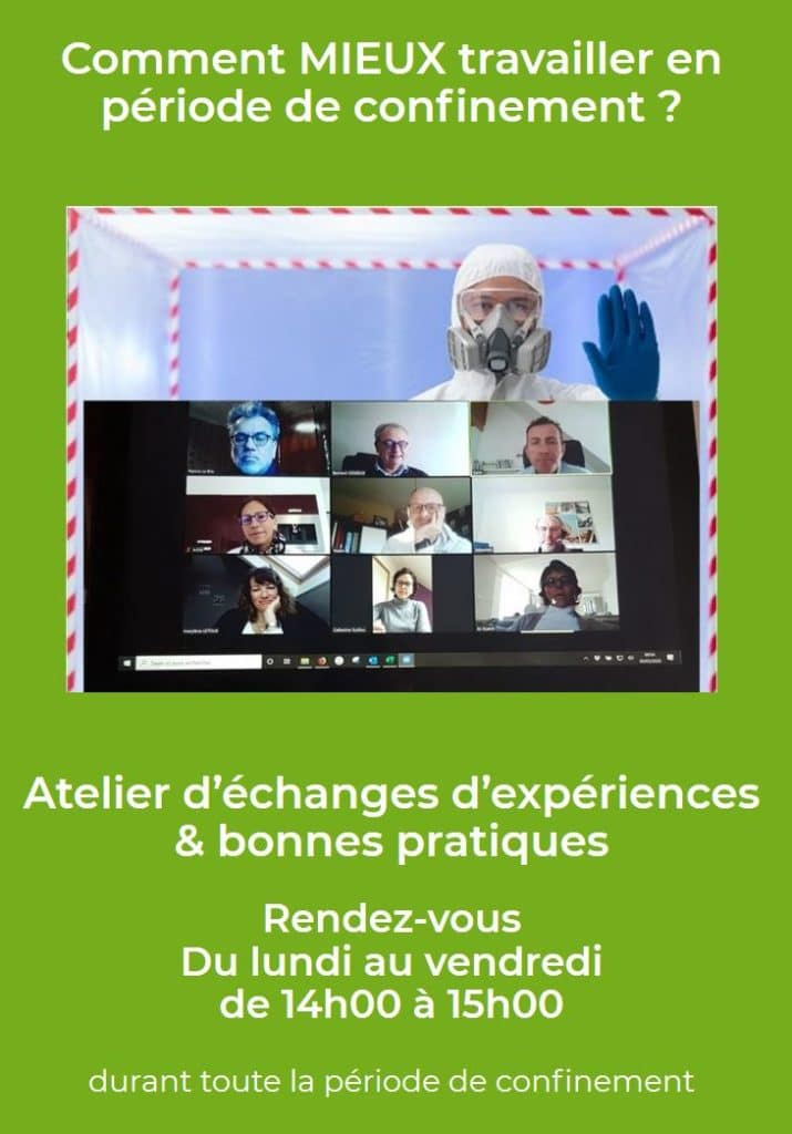 Atelier Managers Confinement COVID