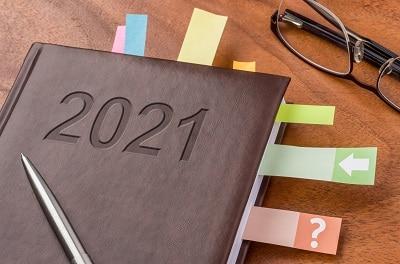 Déjà plusieurs rendez vous important dans votre agenda 2021.